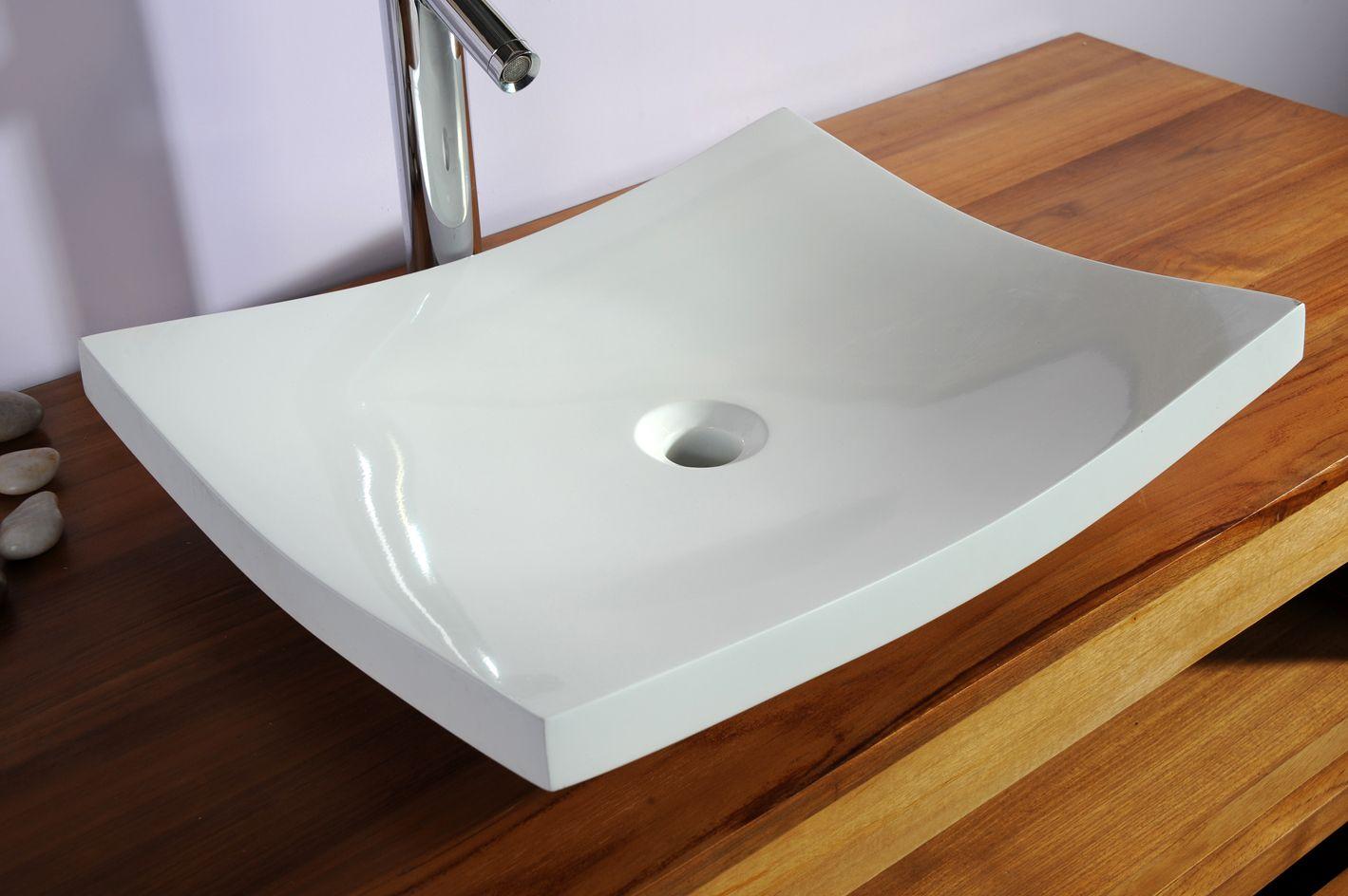 Vasque D Angle De Salle De Bain vasque plate