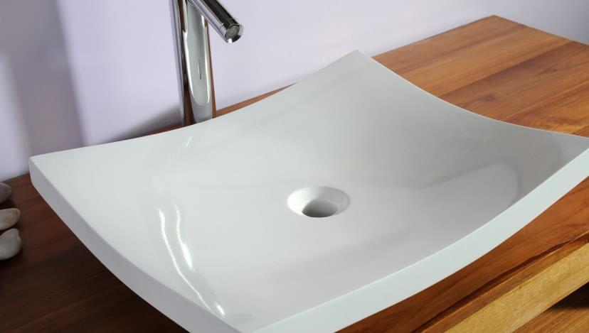 L'entretien de vos vasques